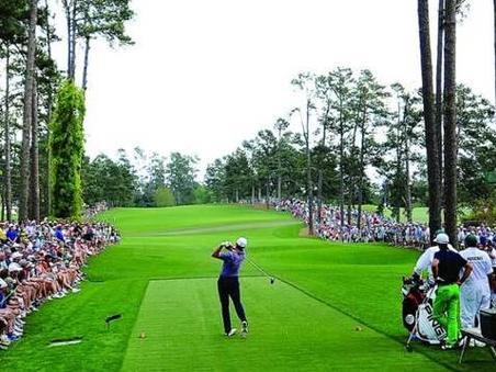 Golf: Le Masters d'Augusta, en direct et en exclusivité sur les chaînes du groupe Canal+
