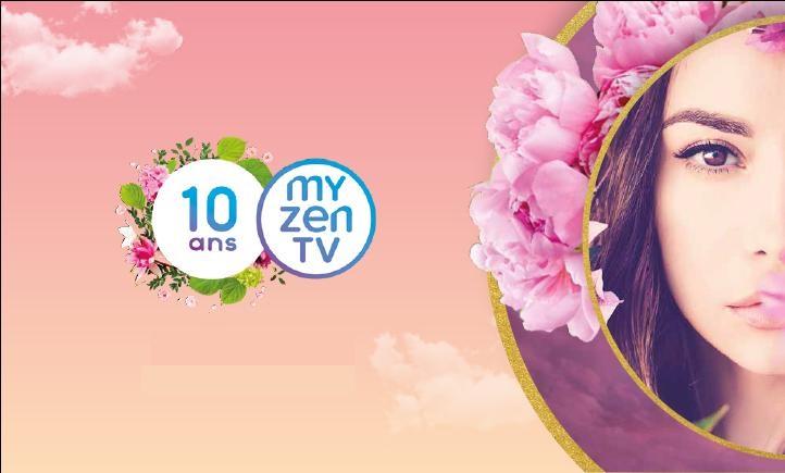My Zen TV fête ses 10 ans et fait le plein de nouveautés !