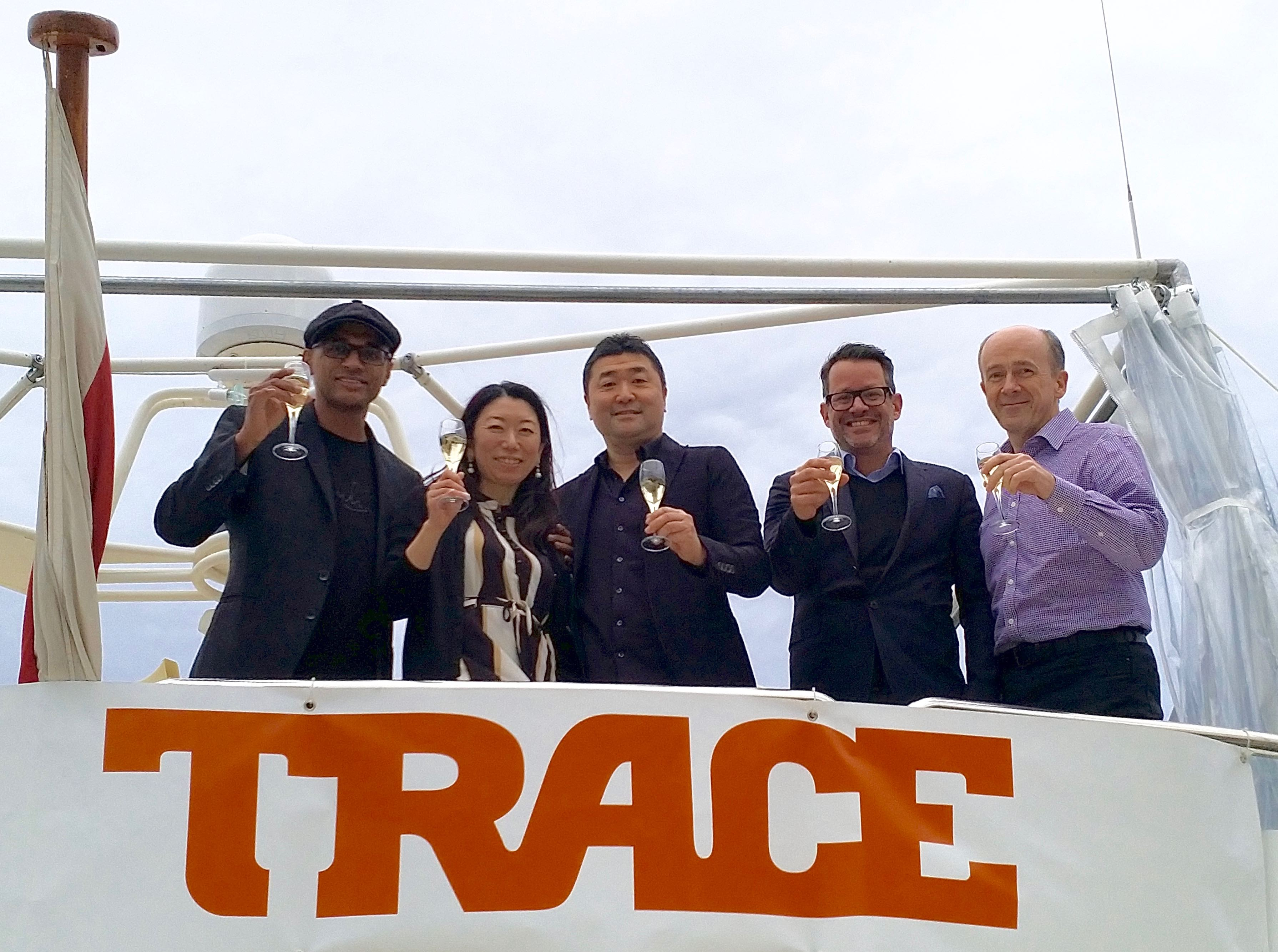 TRACE lance trois chaînes au Japon