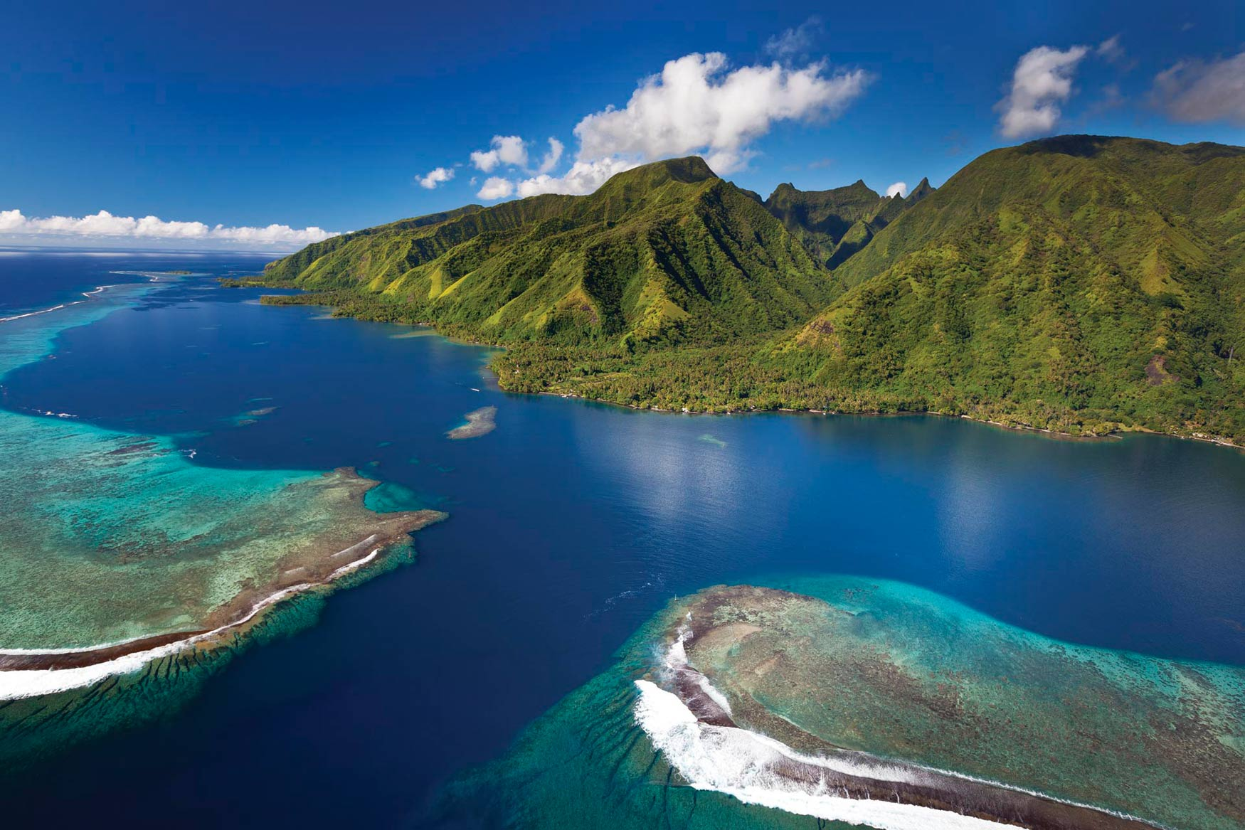 Photo d'illustration: Tahiti