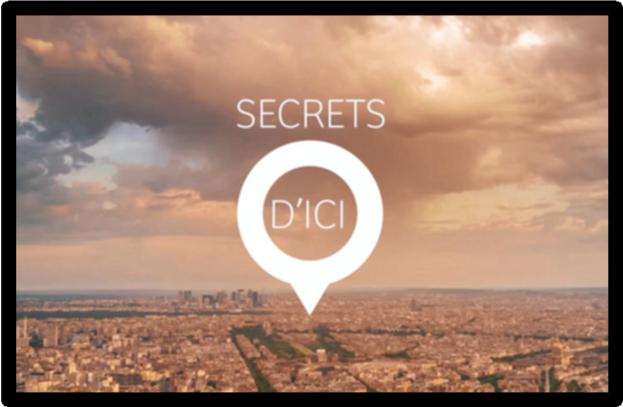 """Lancement sur M6 du programme court """"Secrets d'ici"""""""