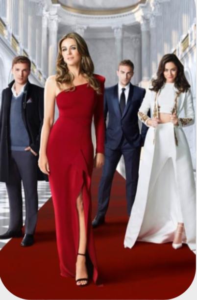 © Lionsgate Television / Elle Girl TV / Lagardère Thématiques