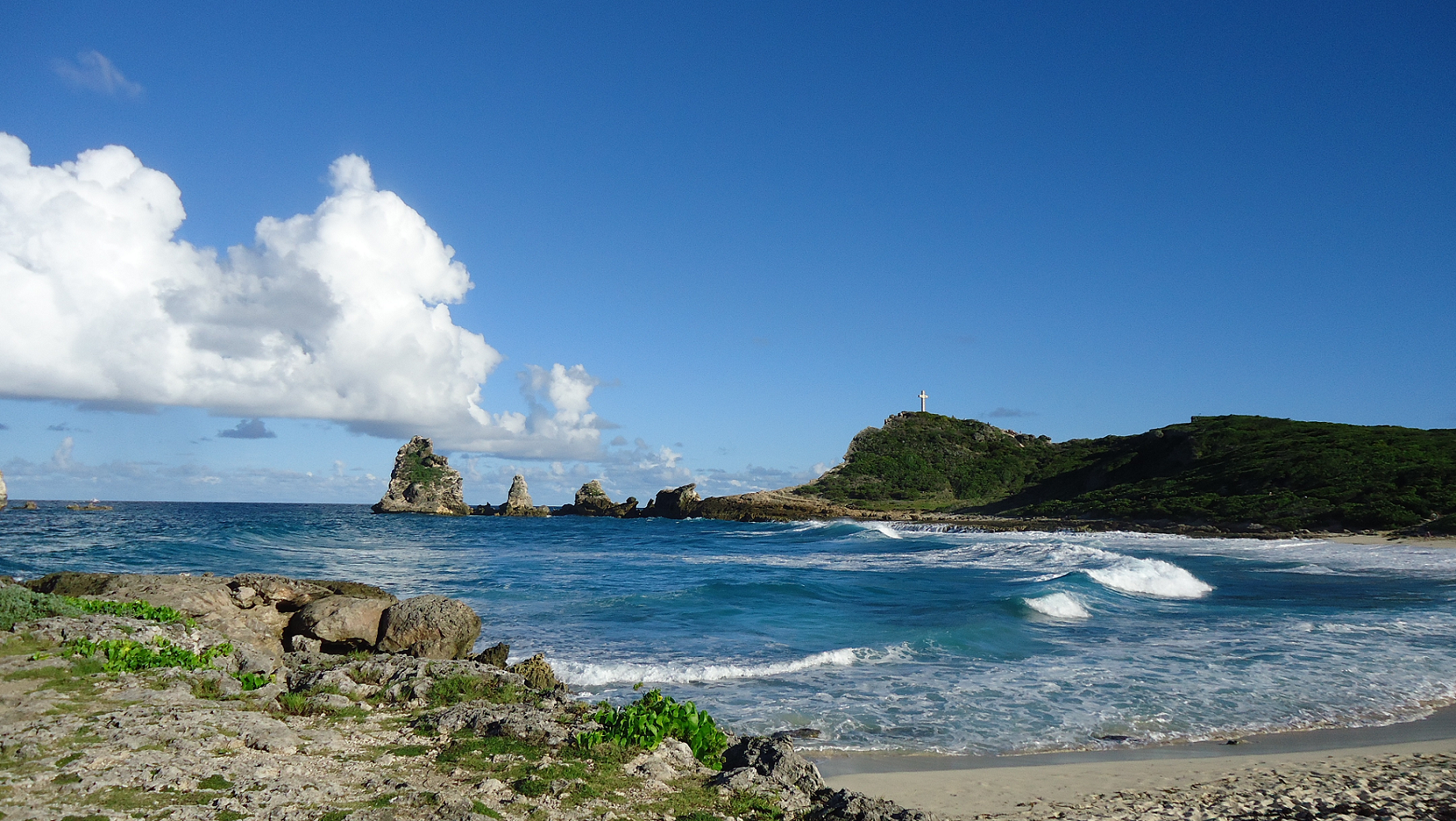 En plus d'être une destination paradisiaque, la Guadeloupe s'affirme comme une destination montante pour le eSport © Unknown / CC0