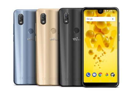 Mobile: Wiko dévoile sa nouvelle collection View2