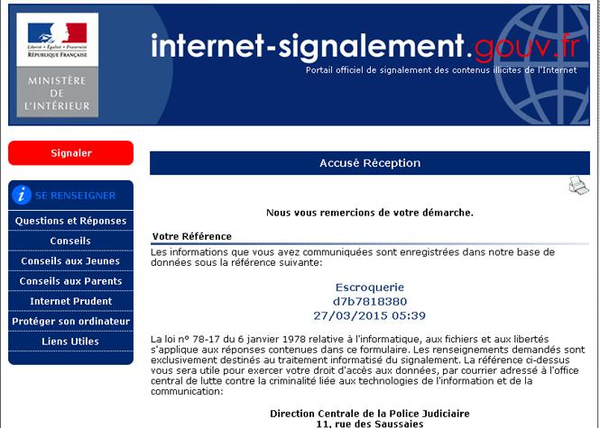 Le gouvernement de Nouvelle-Calédonie, l'OPT et les FAI facilitent le signalement des contenus illicites sur internet