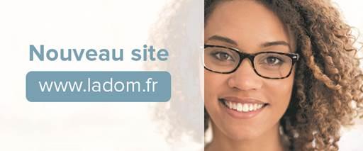 LADOM lance son nouveau site internet