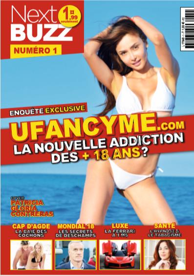 Next Buzz, le nouveau magazine masculin dans les kiosques dès aujourd'hui