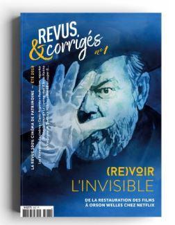 Revus & Corrigés, la nouvelle revue entièrement consacrée au cinéma de patrimoine