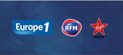 Europe 1, Virgin Radio et RFM étendent leur couverture dans le Sud de la France