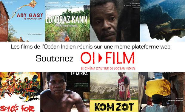 OI>FILM, la plateforme SVOD du cinéma de l'Océan Indien