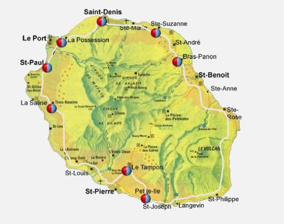 Tour Cycliste 2018: Antenne Réunion au coeur de l'évènement