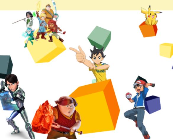 Les Légendaires, Inazuma Eleven Ares, Pokemon...: Canal J fait le plein de nouveautés pour la rentrée