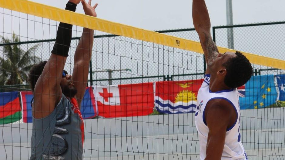 © Addict Volley Ball Calédonien