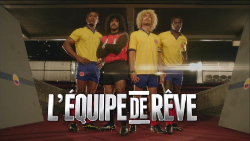 """Nouveau: La télénovela """"L'équipe de rêve"""" débarque sur les chaînes ATV"""