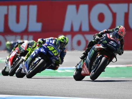 Canal+ acquiert les droits de diffusion exclusif du MotoGP™, Moto2 et Moto3
