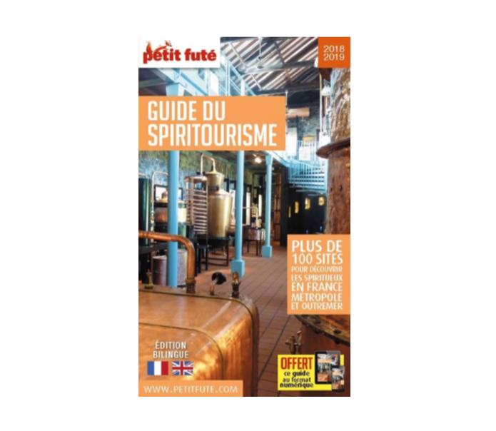 Le Petit Futé publie le premier guide bilingue du spiritourisme