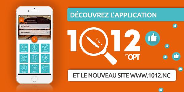 Nouvelle-Calédonie: L'OPT simplifie la recherche de coordonnées en ligne avec son application et son nouveau site 1012.nc