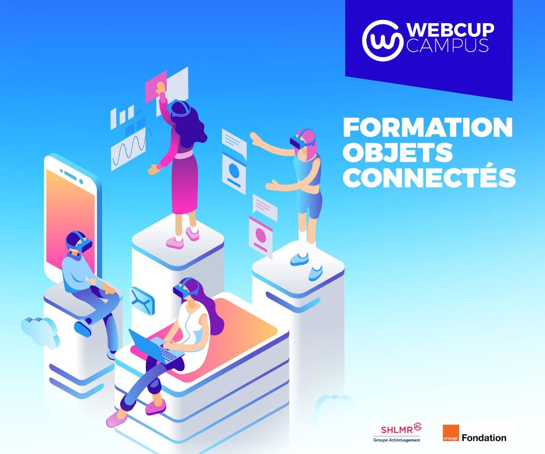 La Réunion: Le Webcup Campus Nord lance sa formation gratuite d'Objets Connectés