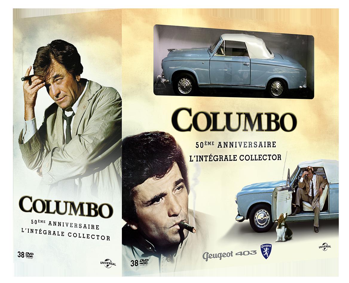 TV Breizh célèbre du 26 novembre au 2 décembre les 50 ans de Columbo avec une programmation spéciale