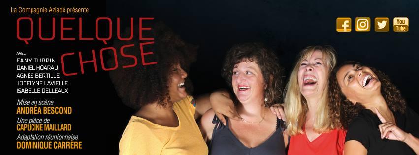 Quelque Chose, la pièce de théâtre sur l'inceste ce soir à Cambaie