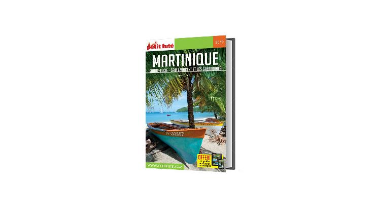 Cap sur la Martinique, Sainte-Lucie, Saint-Vincent & Les Grenadines avec le Petit Futé...