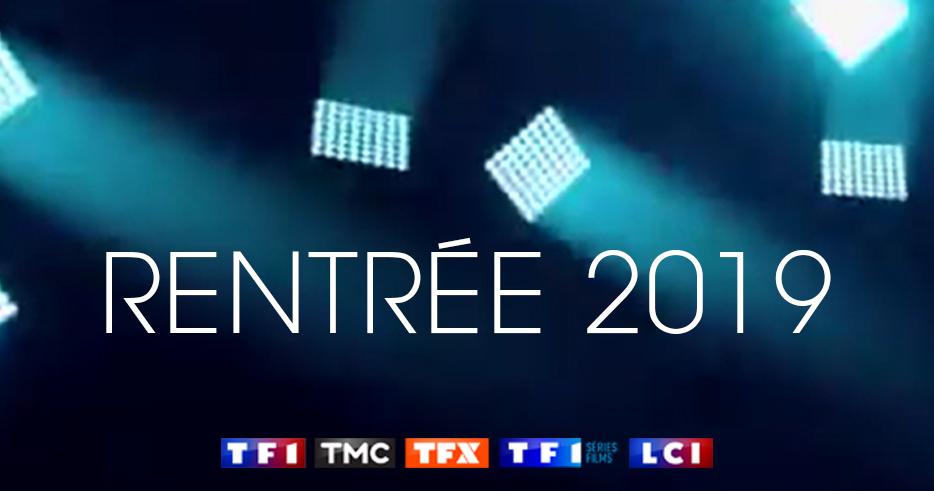 Les chaînes du groupe TF1 dévoilent les nouveautés à venir en 2019