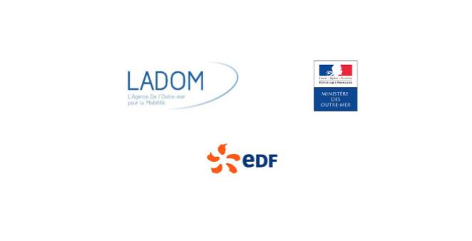 EDF / LADOM: Signature d'une convention pour l'insertion professionnelle des jeunes ultra-marins, sous le haut patronage d'Annick Girardin, Ministre des Outre-mer