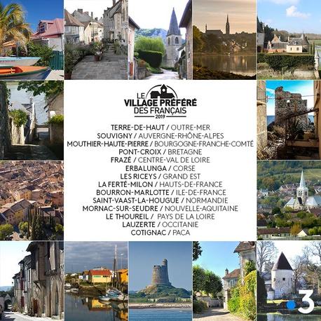 France 3: Village préféré des Français, Terre-De-Haut représentera La Guadeloupe