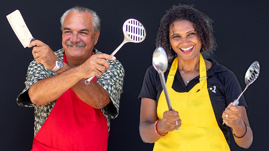 Réunion La 1ère: L'émission culinaire GAZON 2 RIZ de retour le 19 avril pour une nouvelle saison inédite