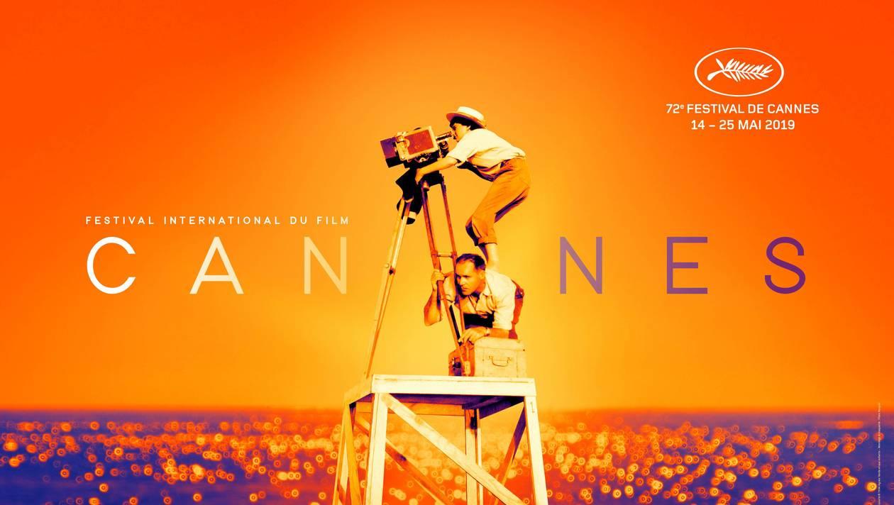 L'affiche du 72e festival de Cannes rend hommage à la cinéaste Agnès Varda.