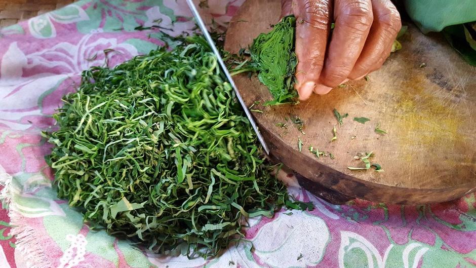 « Les Plantes vertes comestibles du Pacifique », la nouvelle émission culinaire inédite sur France Ô