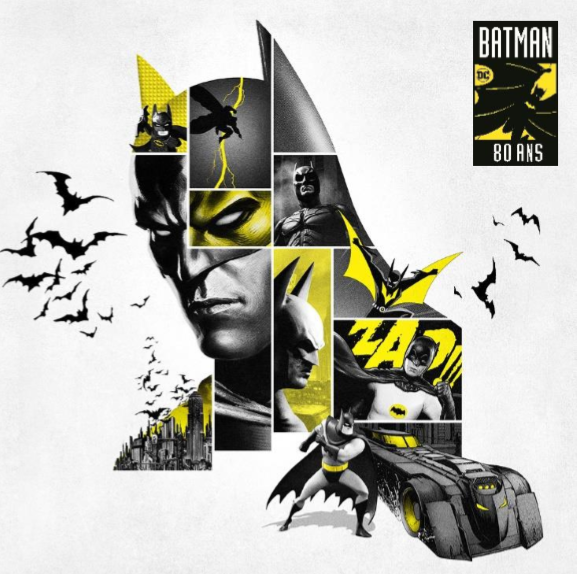 A l'occasion des 80 ans de Batman, WarnerMedia met à l'honneur le Chevalier Noir sur toutes ses chaînes