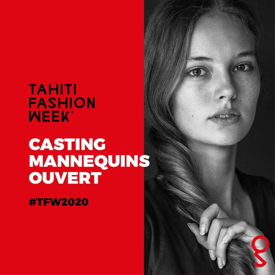 Tahiti Fashion Week: le casting pour l'édition 2020 est officiellement lancé