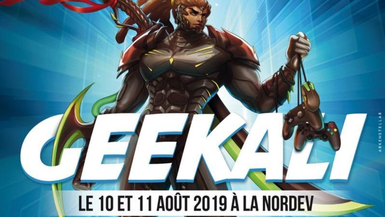 Geekali 2019: L'évènement Geek de retour pour une deuxième édition à la Réunion