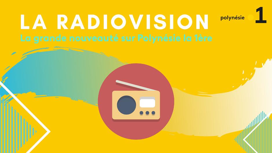 """La """"Radiovision"""", la grande nouveauté de la rentrée de Polynésie La 1ère Radio"""