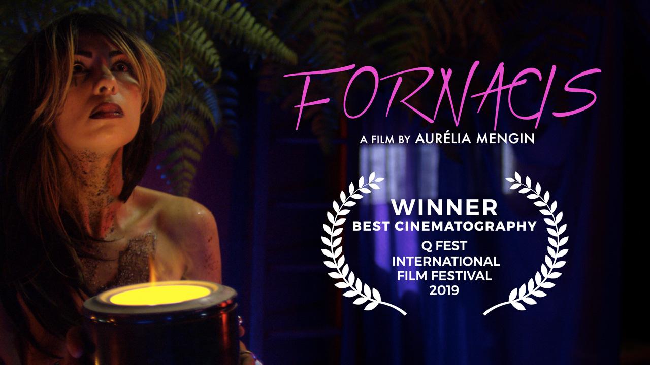 FORNACIS, le long-métrage d'Aurélia Mengin, primé à la 23e édition du QFest International Film Festival d'Houston