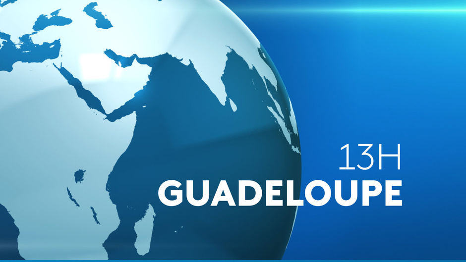 Guadeloupe La 1ère: Nouvelle formule pour le JT de 13h à partir du 16 septembre