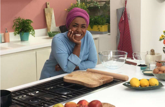 Nadiya's food adventure © 2019 BBC