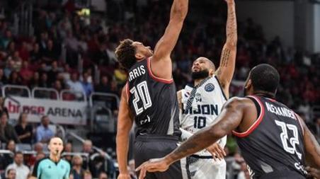Droit TV / BasketBall Champions League: Canal+ prolonge son partenariat avec la BCL pour deux saisons supplémentaires