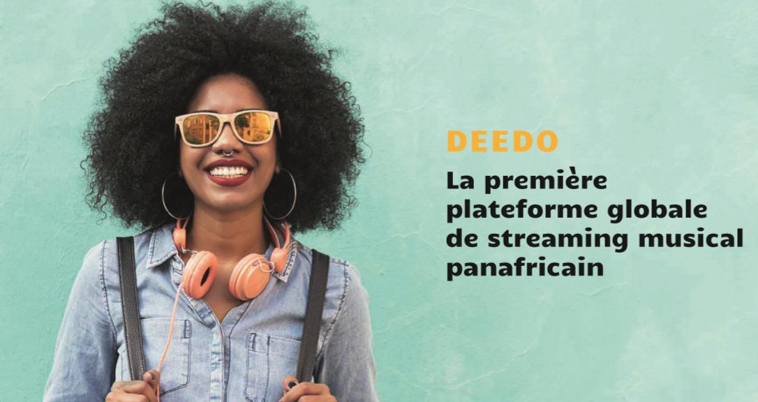Deedo : la 1ère plateforme de streaming musical dédiée à la musique panafricaine