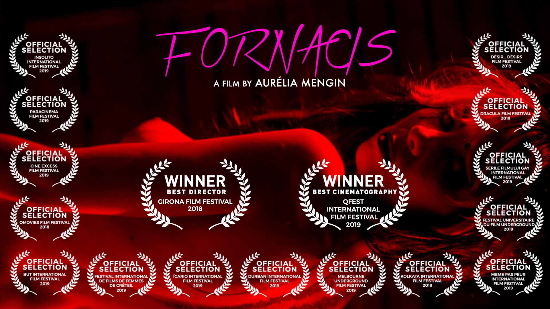 FORNACIS en Sélection Officielle à la 20ème Édition du Melbourne Underground International Film Festival en Australie