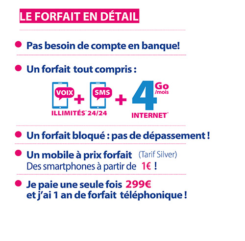 Only lance (enfin !) ses forfaits mobile 4G à Mayotte