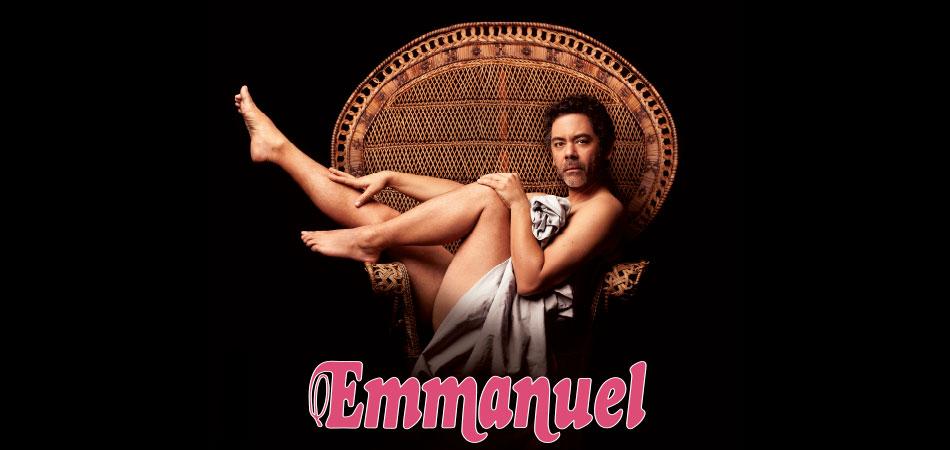 """""""Emmanuel"""", le One Man Show de Manu Payet, le 13 novembre sur Canal+"""