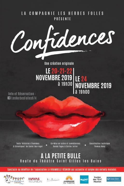 « La Petite Bulle » vous invite aux Confidences !