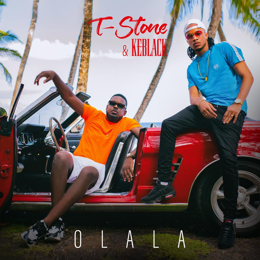 """T-Stone présente """"Olala"""" son nouveau single en duo avec Keblack"""