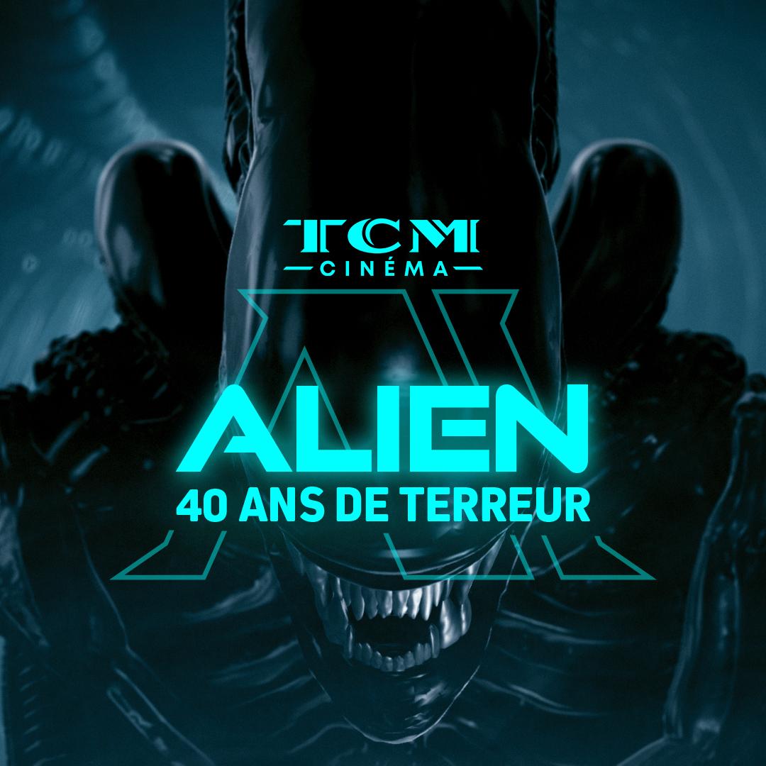 TCM Cinéma fête les 40 ans de la saga Alien avec un documentaire inédit le vendredi 6 décembre