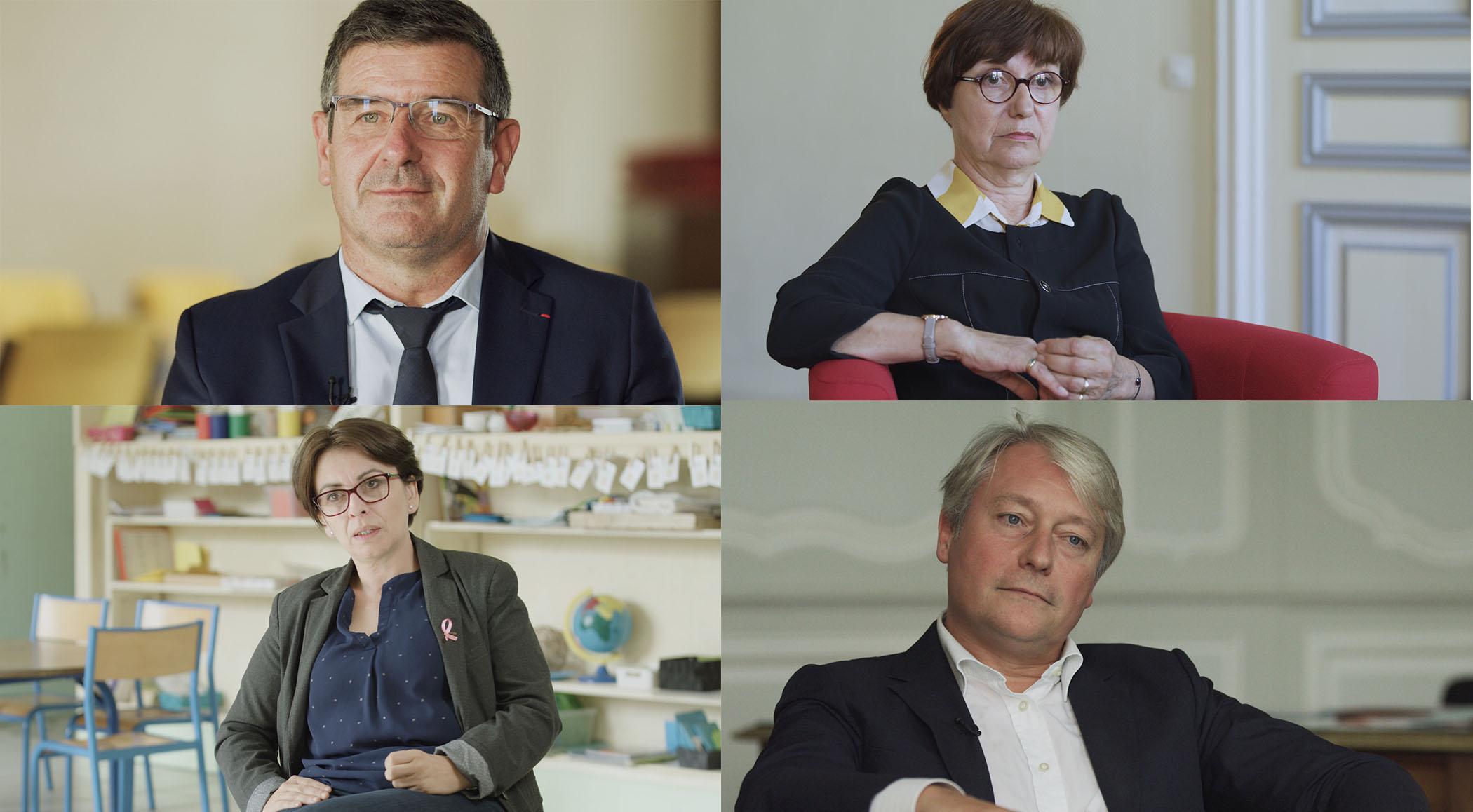 """Diffusion du documentaire inédit """"Les maires, sentinelles de la République"""" suivi d'un débat, le 21 novembre sur Public Sénat"""