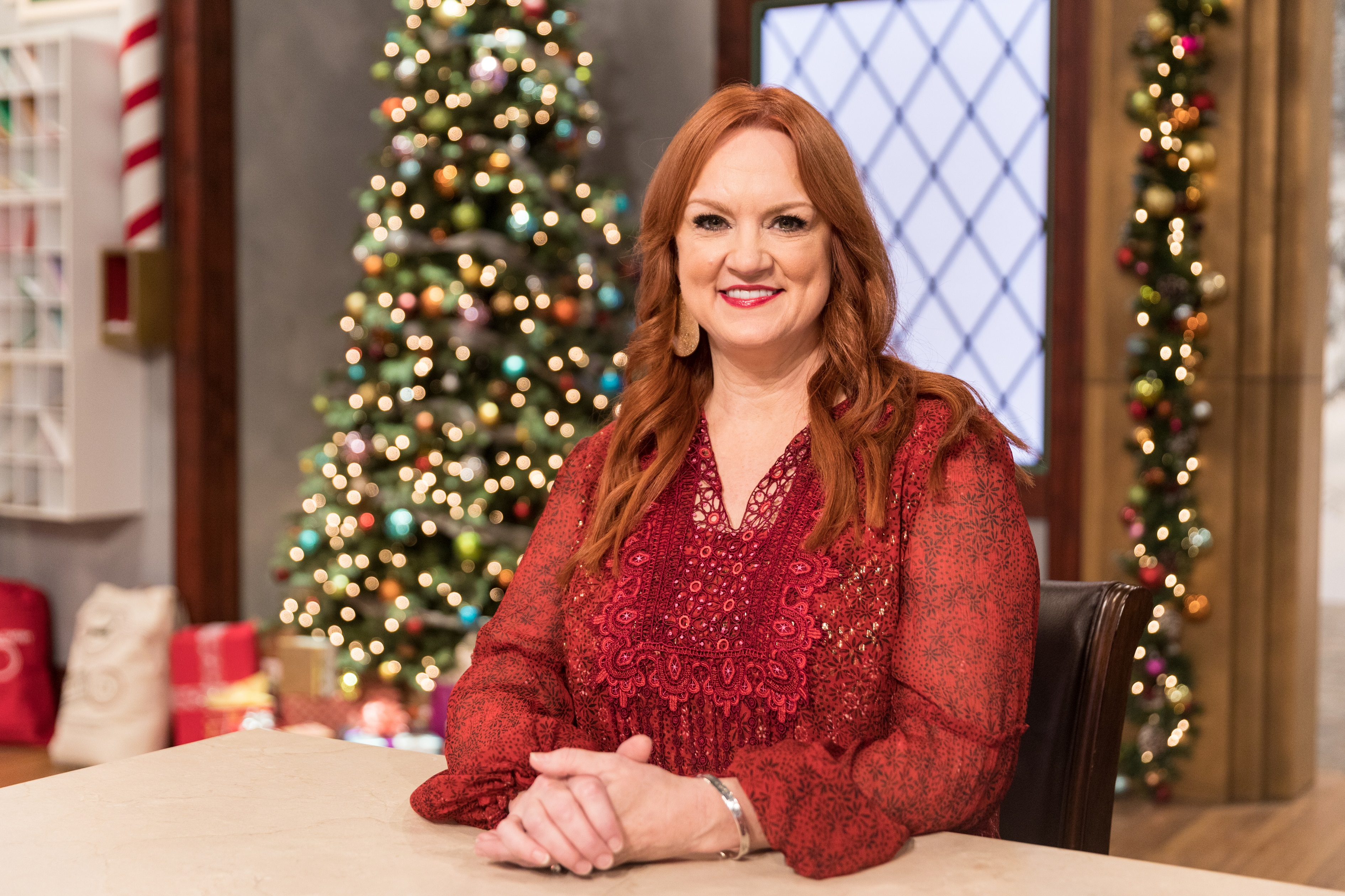 Christmas Cookie Challenge - Ree Drummond