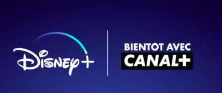 Disney+, Distribution des chaînes Disney, Diffusion de films Disney: Canal+ signe un nouvel accord de distribution avec le groupe Disney