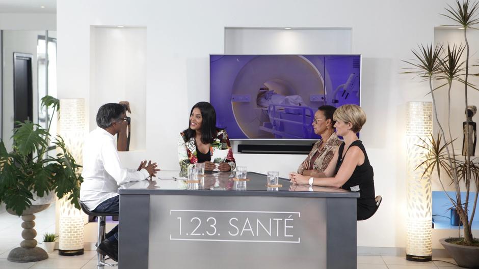 """Guadeloupe La 1ère: L'émission """"1.2.3 Santé"""" de retour dés le 11 janvier avec le plein de nouveautés"""